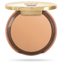 Tanning Compact Cream Foundation - Natural Tanned Effect - SPF 15 - Waterbestendig